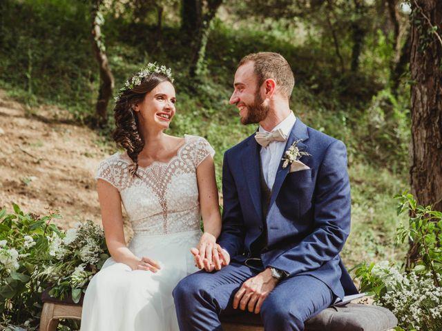La boda de Xavi y Chiara en Castelladral, Barcelona 43