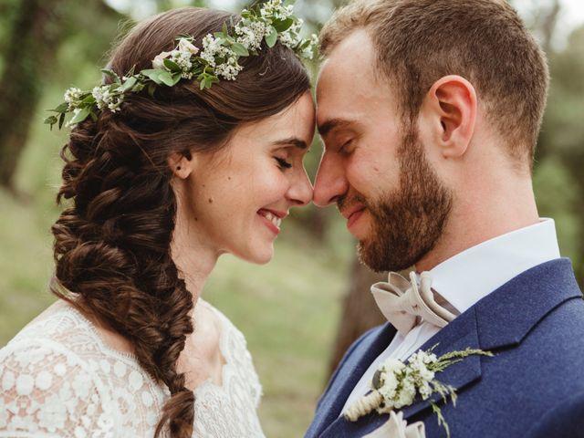 La boda de Chiara y Xavi