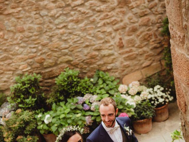 La boda de Xavi y Chiara en Castelladral, Barcelona 71