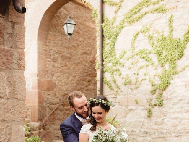 La boda de Xavi y Chiara en Castelladral, Barcelona 73