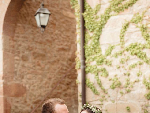 La boda de Xavi y Chiara en Castelladral, Barcelona 74