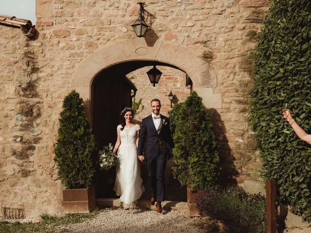 La boda de Xavi y Chiara en Castelladral, Barcelona 75