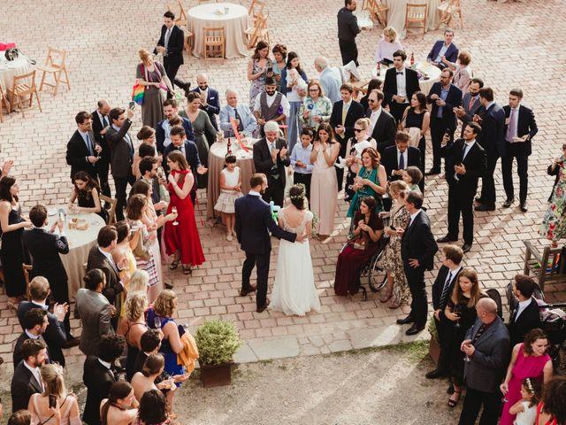 La boda de Xavi y Chiara en Castelladral, Barcelona 77