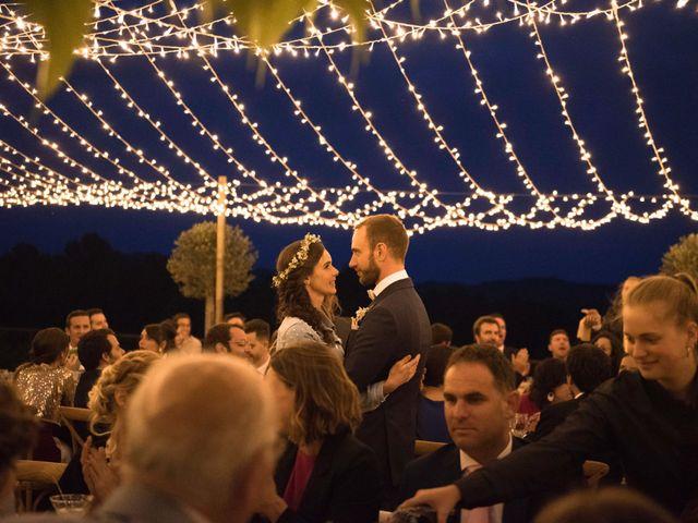 La boda de Xavi y Chiara en Castelladral, Barcelona 85