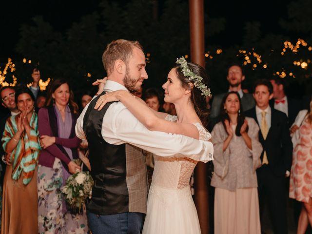 La boda de Xavi y Chiara en Castelladral, Barcelona 88