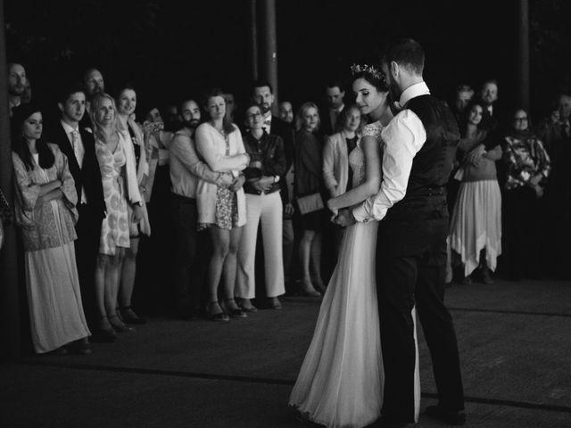 La boda de Xavi y Chiara en Castelladral, Barcelona 89