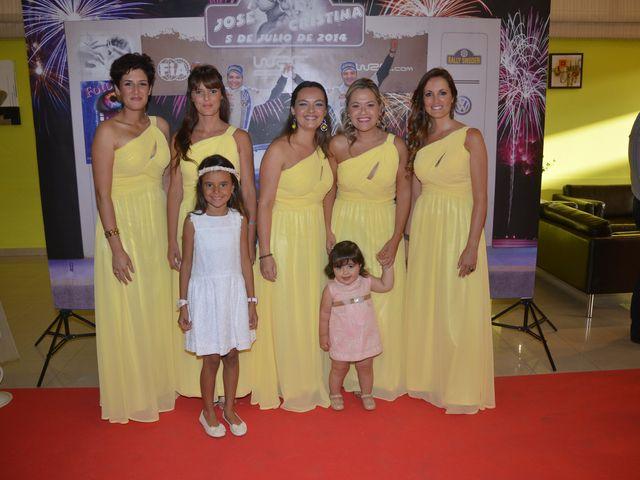 La boda de José y Cristina en Las Palmas De Gran Canaria, Las Palmas 3