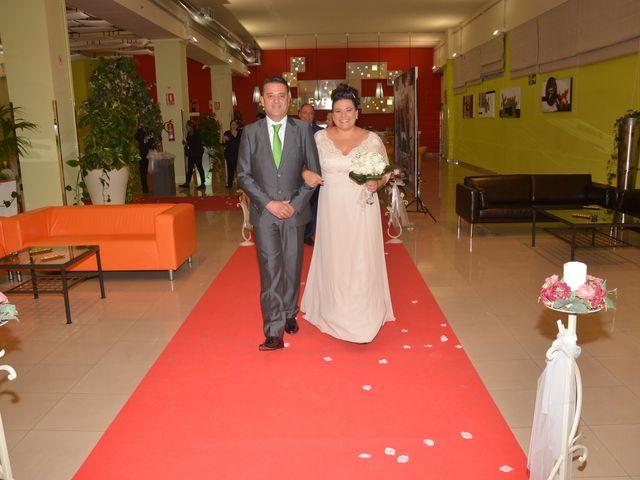 La boda de José y Cristina en Las Palmas De Gran Canaria, Las Palmas 1