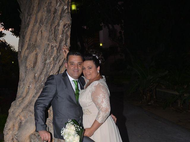 La boda de José y Cristina en Las Palmas De Gran Canaria, Las Palmas 2