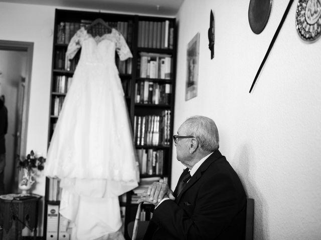 La boda de Antonio y Sara en Sant Fost De Campsentelles, Barcelona 1