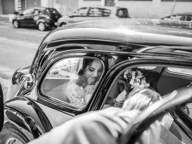 La boda de Antonio y Sara en Sant Fost De Campsentelles, Barcelona 10