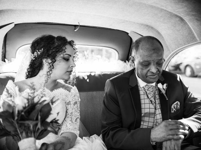 La boda de Antonio y Sara en Sant Fost De Campsentelles, Barcelona 14