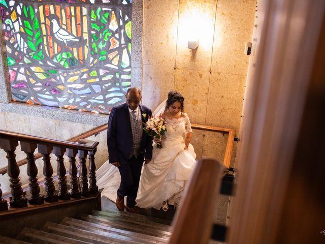 La boda de Antonio y Sara en Sant Fost De Campsentelles, Barcelona 16