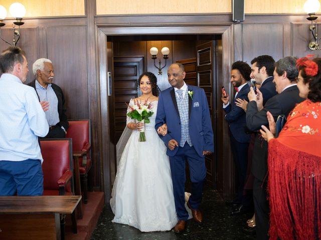 La boda de Antonio y Sara en Sant Fost De Campsentelles, Barcelona 17