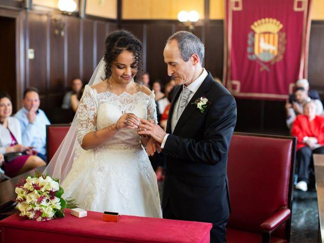 La boda de Antonio y Sara en Sant Fost De Campsentelles, Barcelona 19