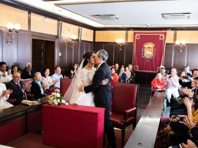 La boda de Antonio y Sara en Sant Fost De Campsentelles, Barcelona 21