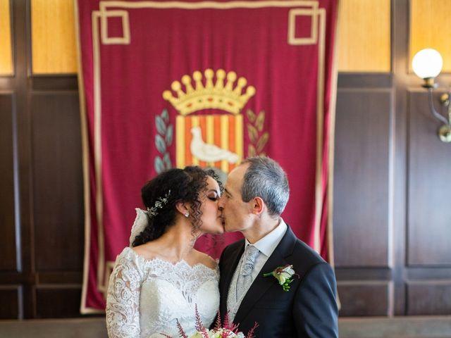 La boda de Antonio y Sara en Sant Fost De Campsentelles, Barcelona 24