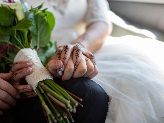 La boda de Antonio y Sara en Sant Fost De Campsentelles, Barcelona 28