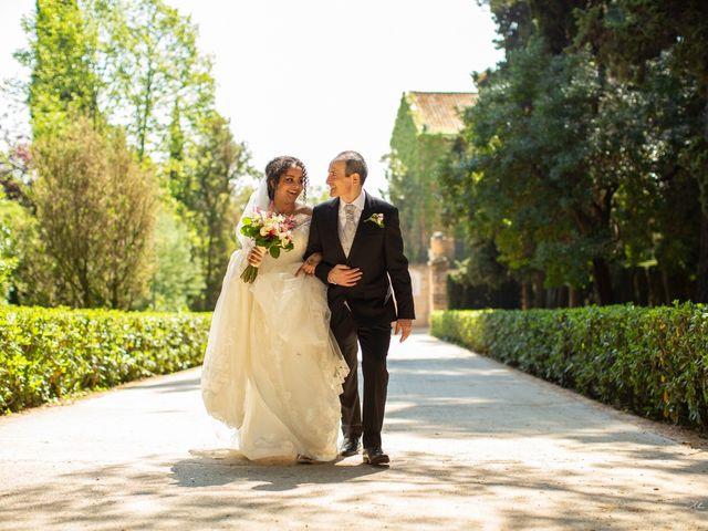 La boda de Antonio y Sara en Sant Fost De Campsentelles, Barcelona 30
