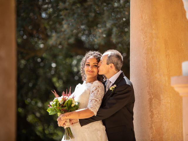 La boda de Antonio y Sara en Sant Fost De Campsentelles, Barcelona 31