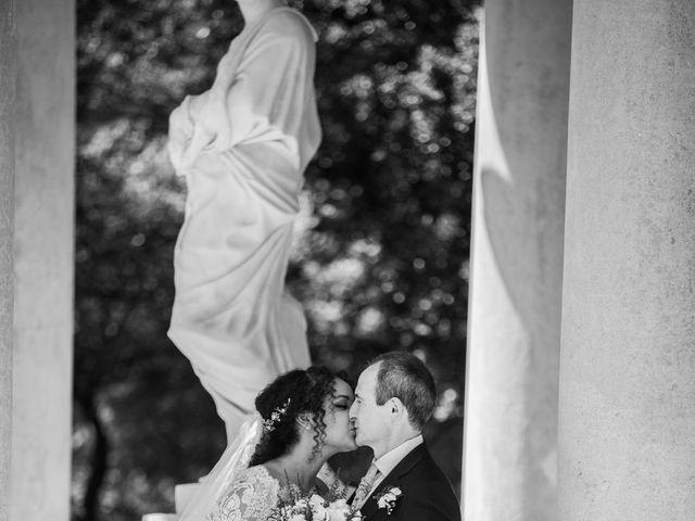 La boda de Antonio y Sara en Sant Fost De Campsentelles, Barcelona 33