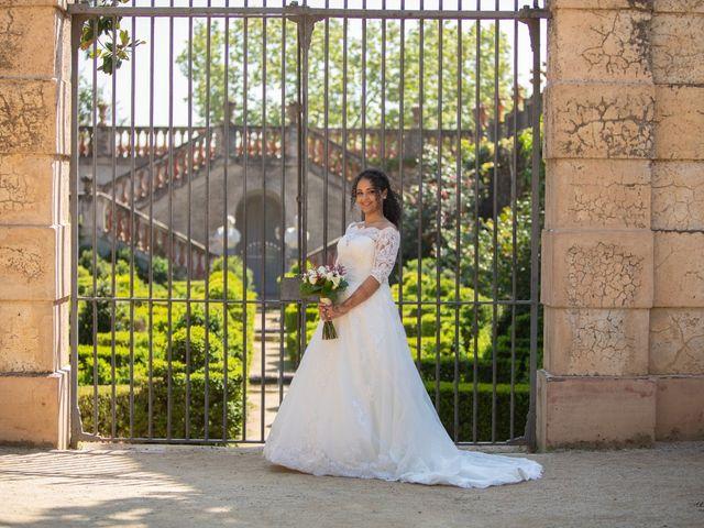 La boda de Antonio y Sara en Sant Fost De Campsentelles, Barcelona 40