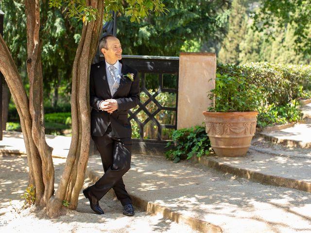 La boda de Antonio y Sara en Sant Fost De Campsentelles, Barcelona 41