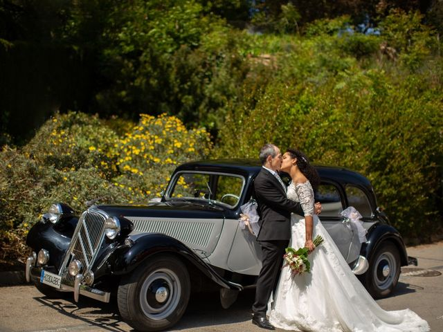 La boda de Antonio y Sara en Sant Fost De Campsentelles, Barcelona 43