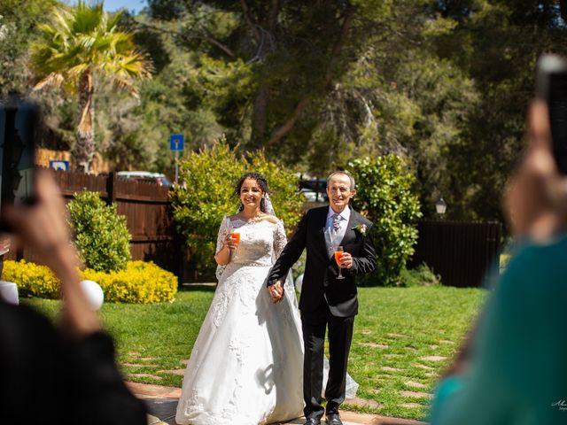 La boda de Antonio y Sara en Sant Fost De Campsentelles, Barcelona 44