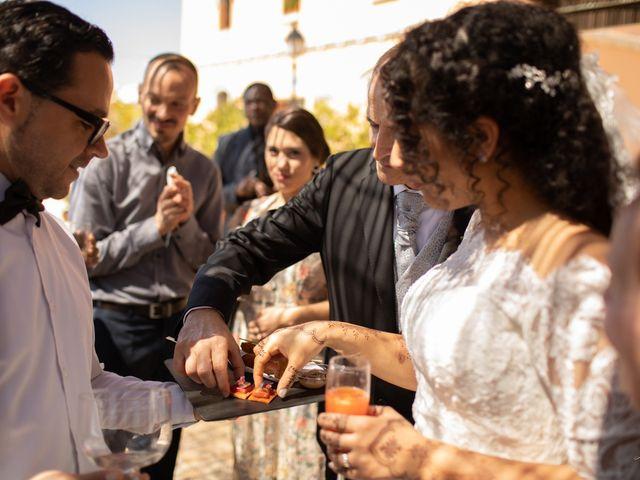 La boda de Antonio y Sara en Sant Fost De Campsentelles, Barcelona 45