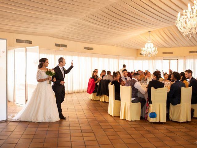 La boda de Antonio y Sara en Sant Fost De Campsentelles, Barcelona 49