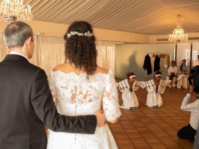 La boda de Antonio y Sara en Sant Fost De Campsentelles, Barcelona 54