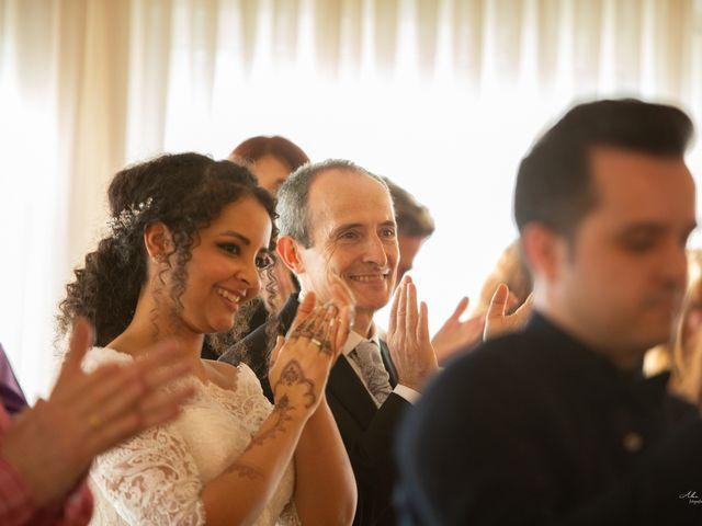 La boda de Antonio y Sara en Sant Fost De Campsentelles, Barcelona 55