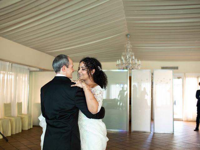 La boda de Antonio y Sara en Sant Fost De Campsentelles, Barcelona 59