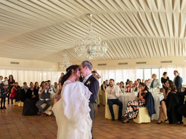 La boda de Antonio y Sara en Sant Fost De Campsentelles, Barcelona 61