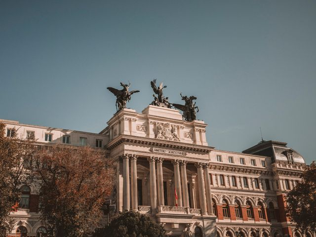 La boda de Paco y Cristina en Madrid, Madrid 1