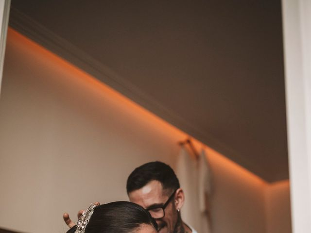 La boda de Paco y Cristina en Madrid, Madrid 81