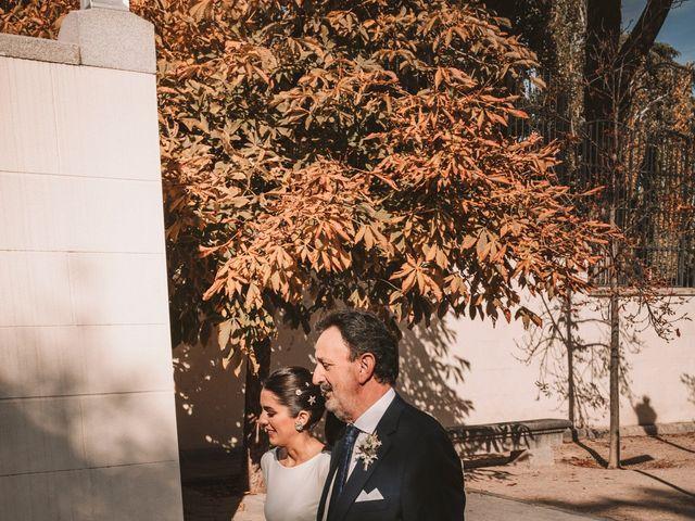 La boda de Paco y Cristina en Madrid, Madrid 124