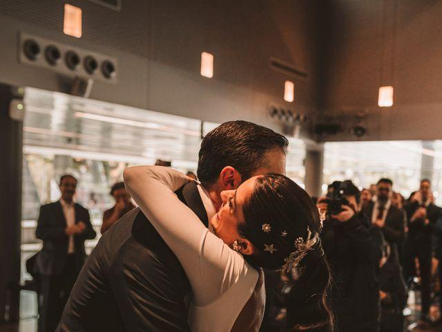 La boda de Paco y Cristina en Madrid, Madrid 126