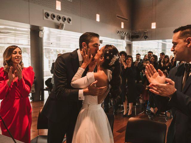 La boda de Paco y Cristina en Madrid, Madrid 128
