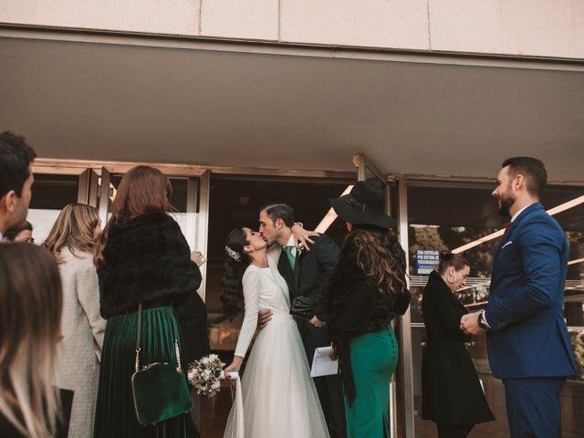 La boda de Paco y Cristina en Madrid, Madrid 129