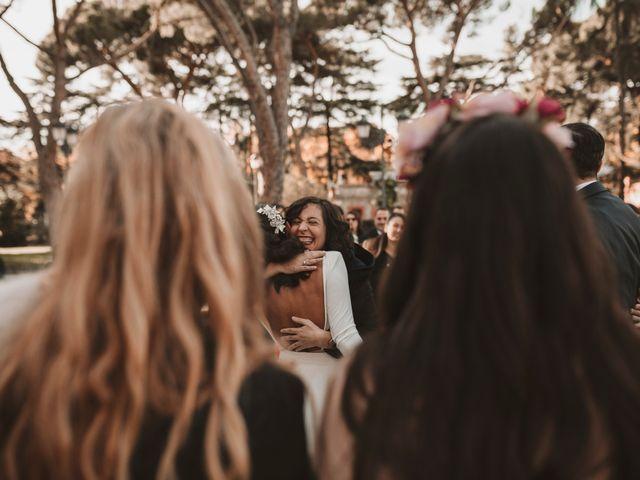 La boda de Paco y Cristina en Madrid, Madrid 132