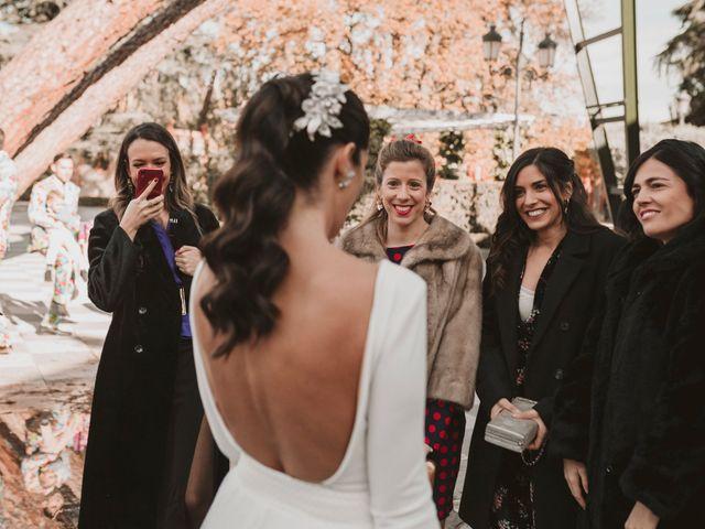 La boda de Paco y Cristina en Madrid, Madrid 134