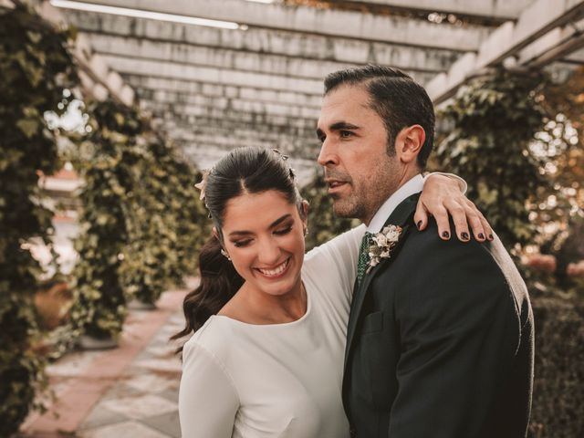 La boda de Paco y Cristina en Madrid, Madrid 138
