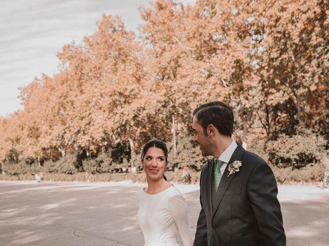 La boda de Paco y Cristina en Madrid, Madrid 144