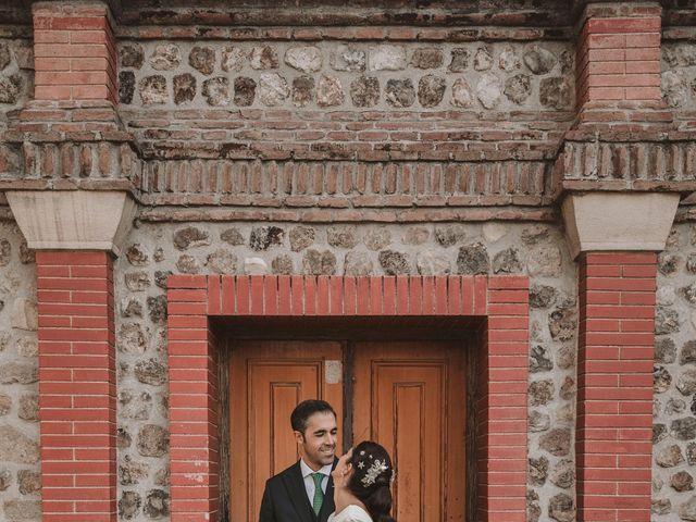 La boda de Paco y Cristina en Madrid, Madrid 147