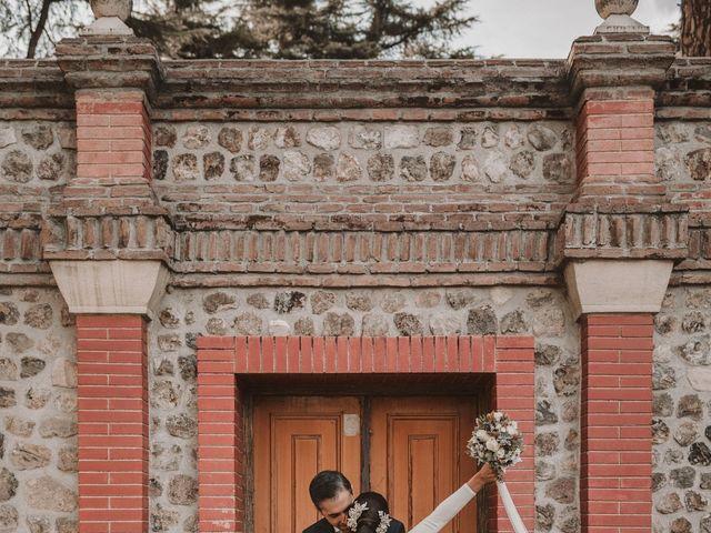 La boda de Paco y Cristina en Madrid, Madrid 149