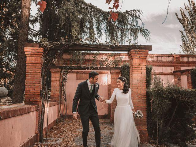 La boda de Paco y Cristina en Madrid, Madrid 162