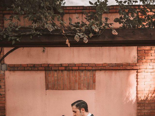 La boda de Paco y Cristina en Madrid, Madrid 164