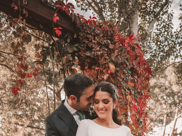 La boda de Paco y Cristina en Madrid, Madrid 168
